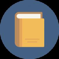 book-flat